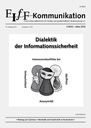 FK 1/2012 Cover